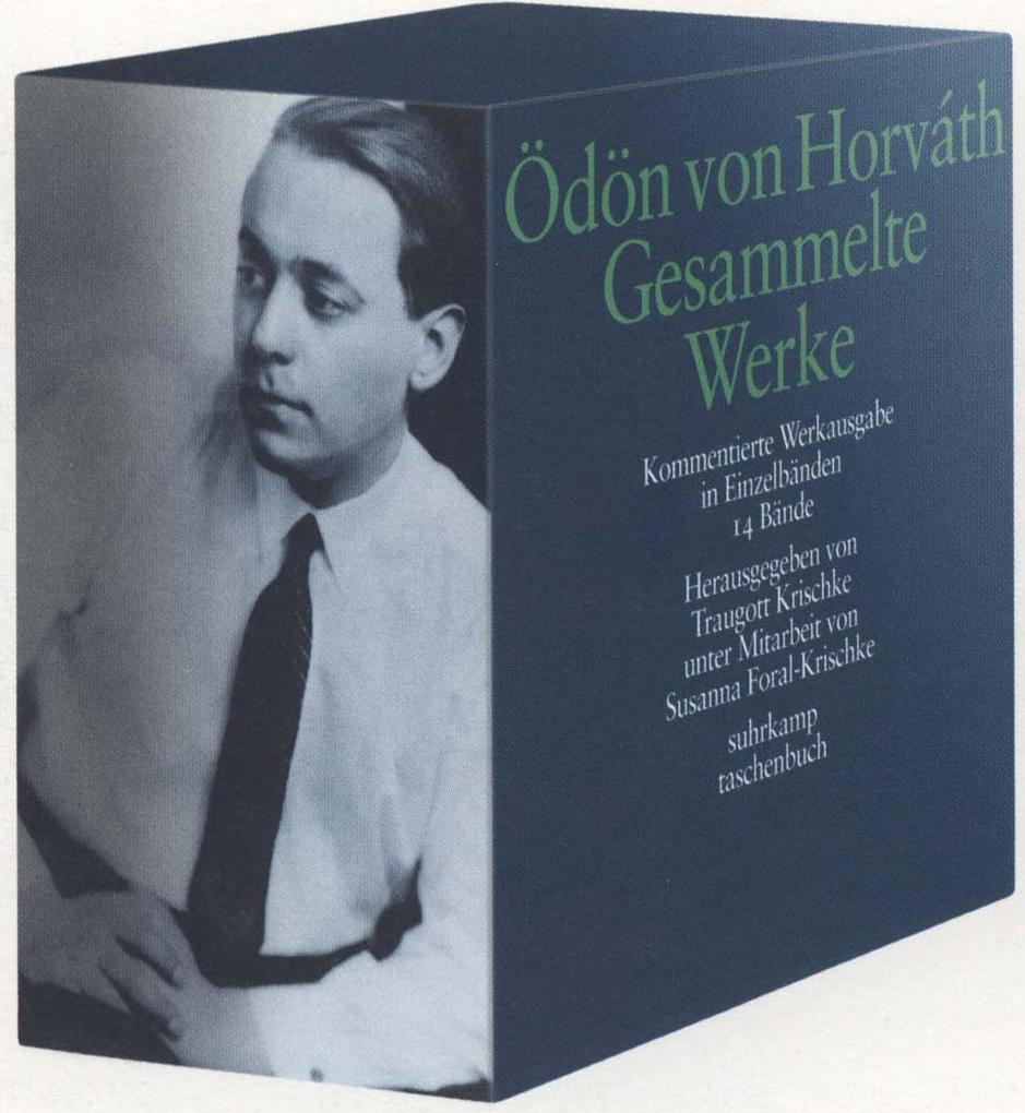 Gesammelte Werke als Taschenbuch von Ödön von Horvath