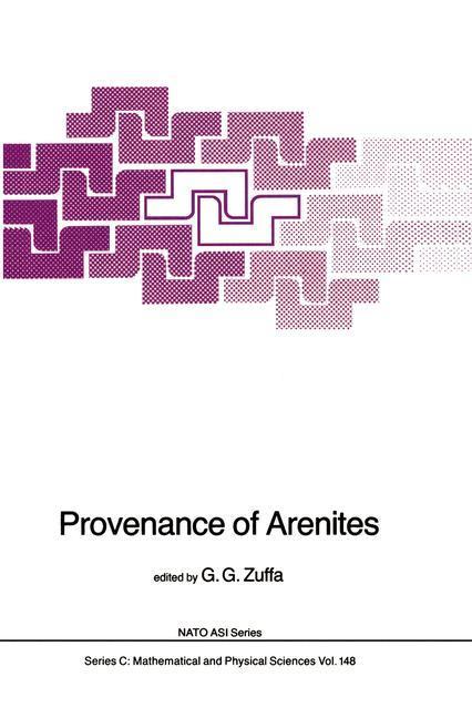 Provenance of Arenites als Buch von - Springer