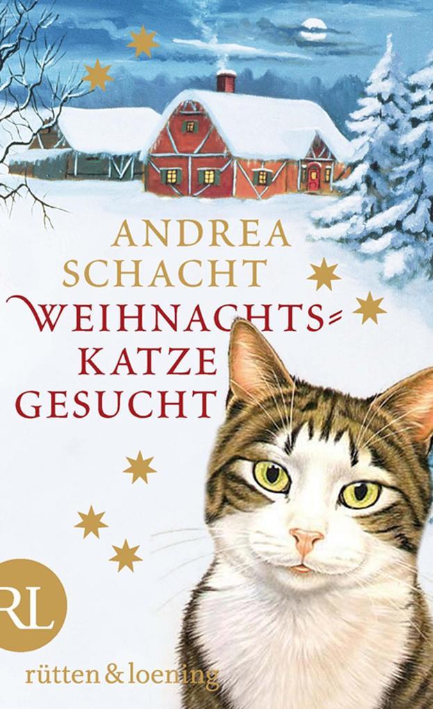 Weihnachtskatze gesucht als eBook von Andrea Schacht