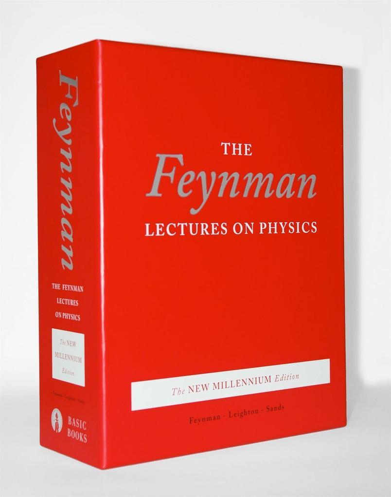 Feynman Lectures on Physics. The New Millennium Edition als Buch von Richard P. Feynman, Robert B. Leighton, Matthew San