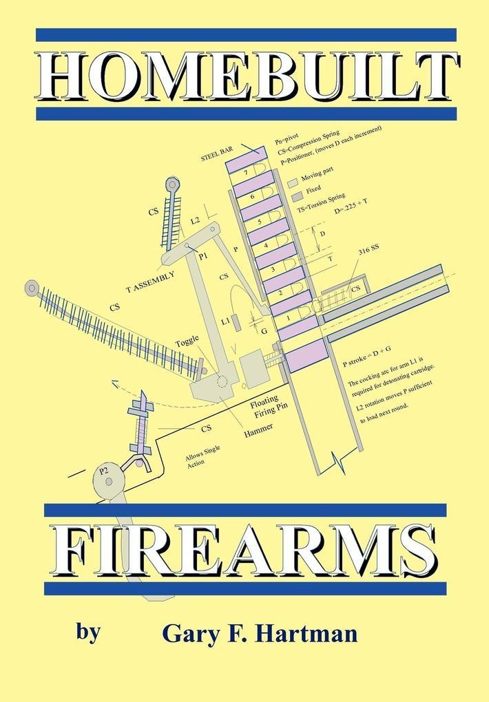 Homebuilt Firearms als Buch von Gary F Hartman