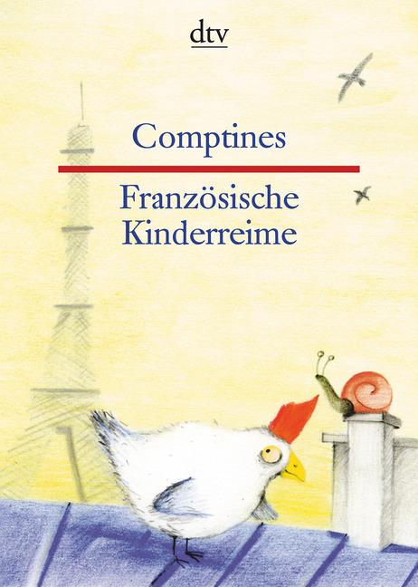 Französische Kinderreime - Comptines als Taschenbuch von Erika Tophoven