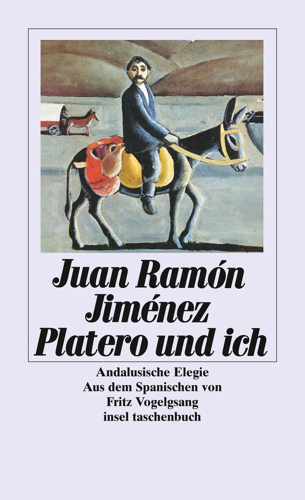 Platero und ich als Taschenbuch von Juan Ramón Jiménez