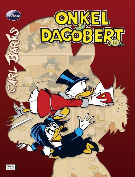 Disney: Barks Onkel Dagobert 10 als Buch von Carl Barks
