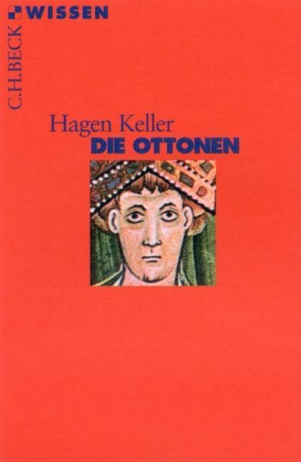 Die Ottonen als Taschenbuch von Hagen Keller