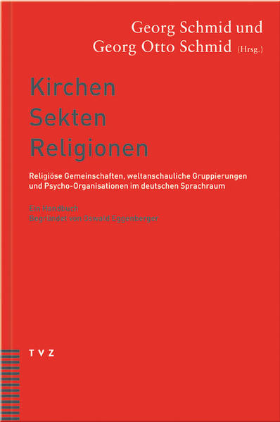 Die Kirchen, Sekten, Religionen als Buch von