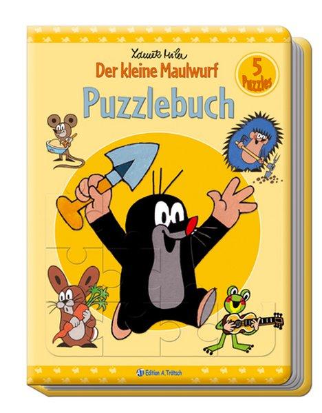 Puzzlebuch Der kleine Maulwurf als Buch von