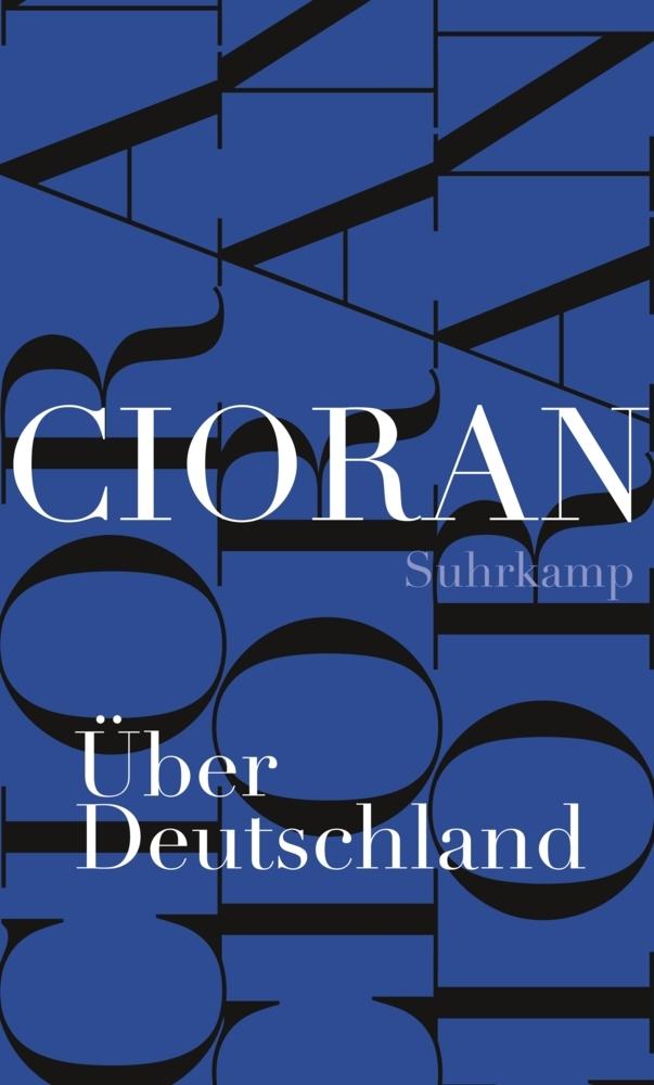 Über Deutschland als Buch von E. M. Cioran