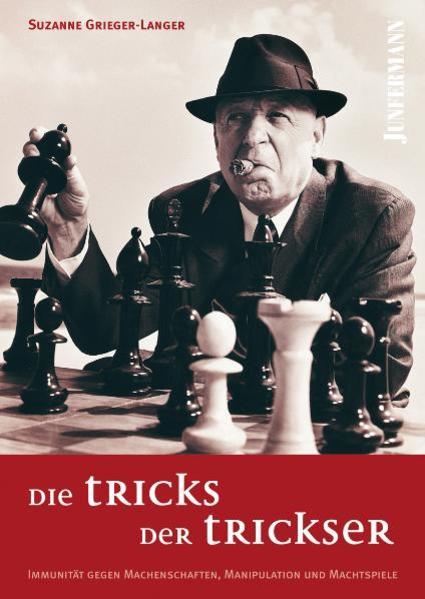 Die Tricks der Trickser als Buch von Suzanne Grieger-Langer