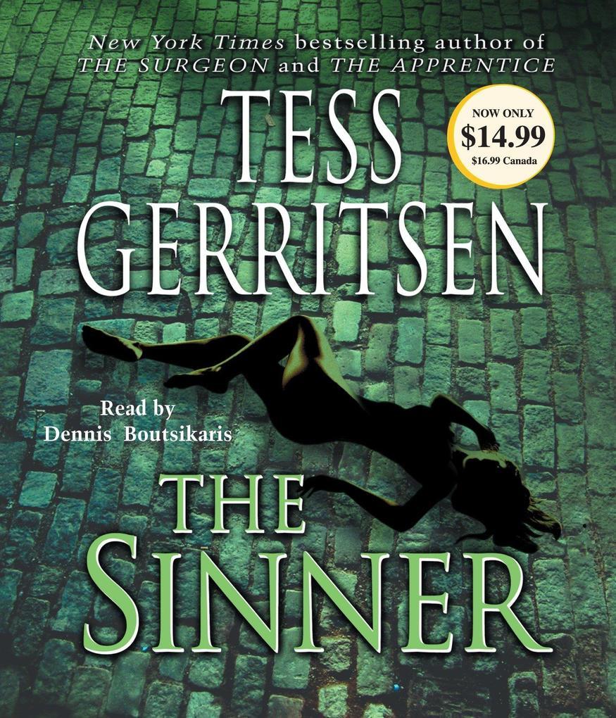 The Sinner als Hörbuch CD von Tess Gerritsen