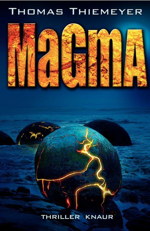 Magma als eBook von Thomas Thiemeyer