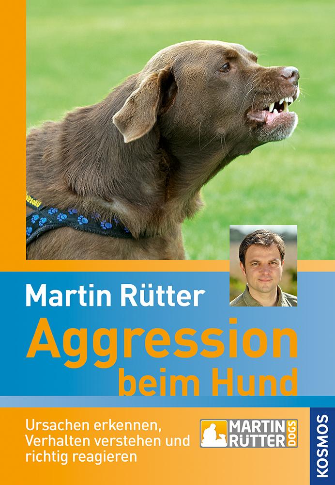 Aggression beim Hund als Buch von Martin Rütter