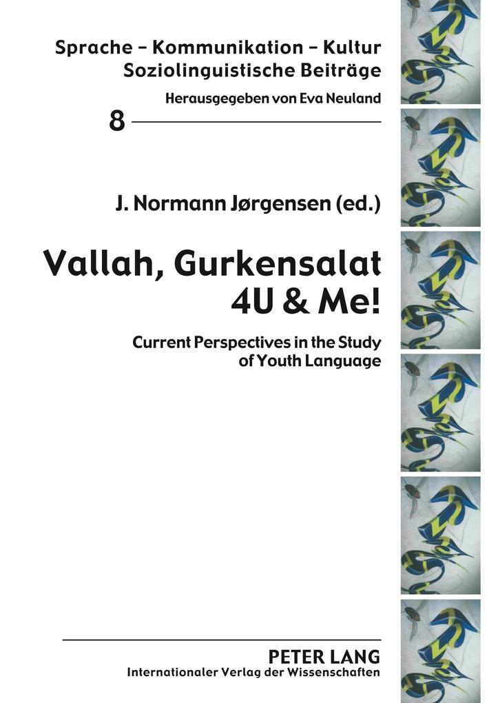 Vallah Gurkensalat 4U & Me! als Buch von