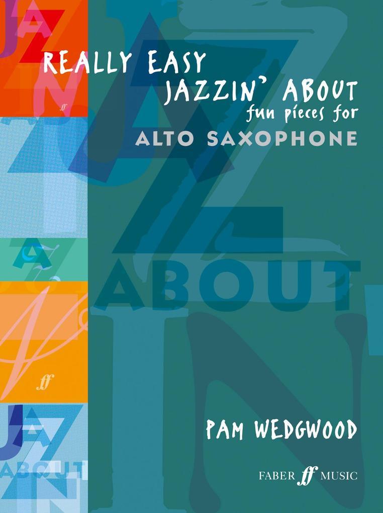 Really Easy Jazzin' About als Taschenbuch von Pam Wedgwood