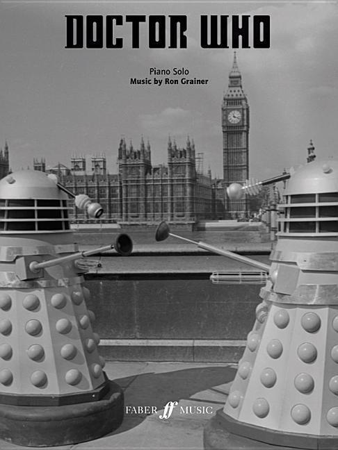 Doctor Who Theme (Piano Solo) als Taschenbuch von Ron Grainer