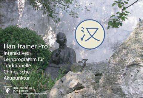 Han Trainer Pro TCM Edition als Software von Rainer Stahlmann