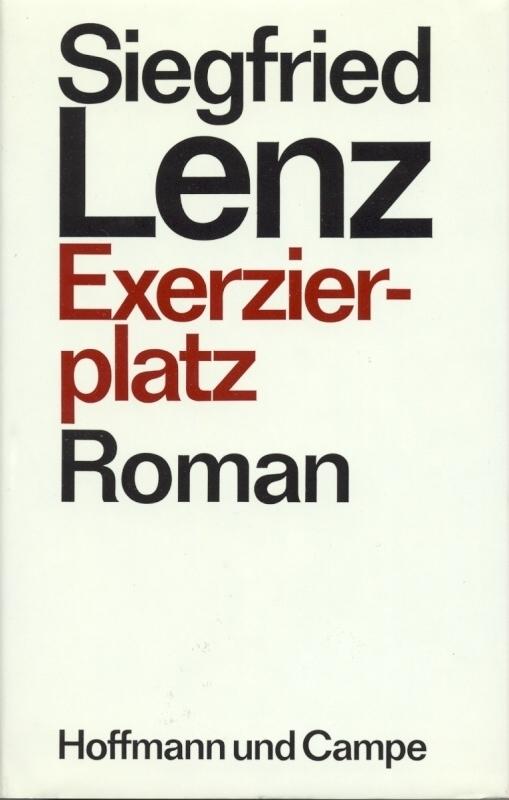 Exerzierplatz als Buch von Siegfried Lenz