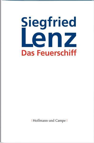 Das Feuerschiff als Buch von Siegfried Lenz