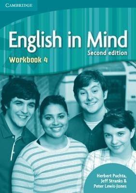 English in Mind Level 4 Workbook: Level 4 als Taschenbuch von Herbert Puchta, Jeff Stranks, Peter Lewis-Jones