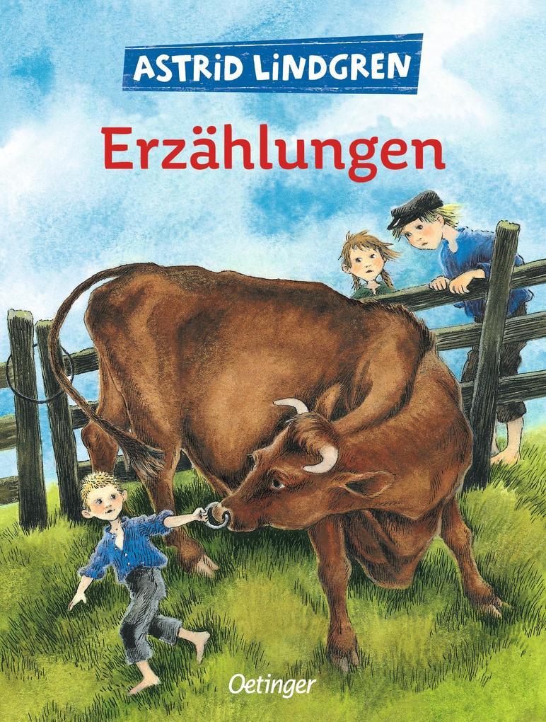 Erzählungen als Buch von Astrid Lindgren