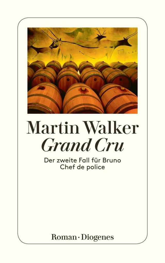Grand Cru als Taschenbuch von Martin Walker