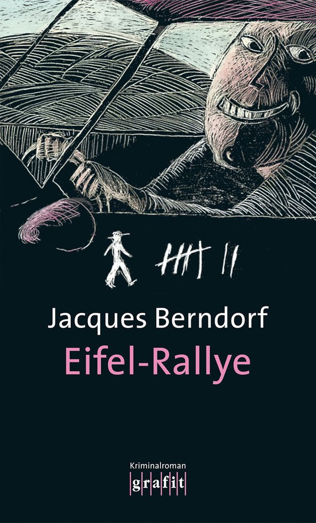 Eifel-Rallye als eBook von Jacques Berndorf
