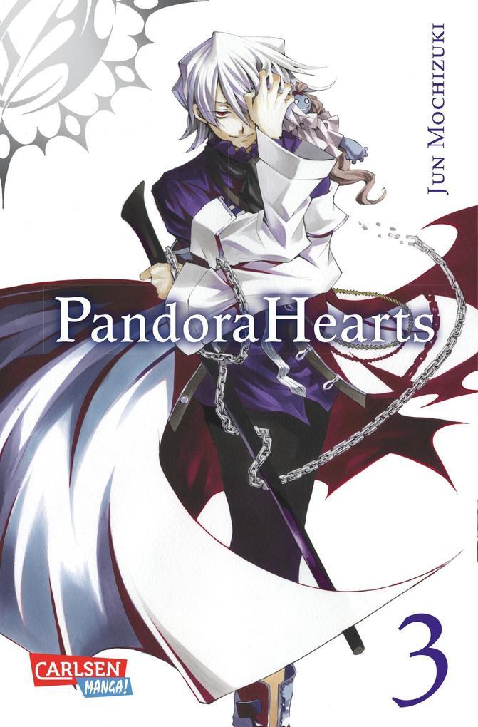 Pandora Hearts 03 als Buch von Jun Mochizuki