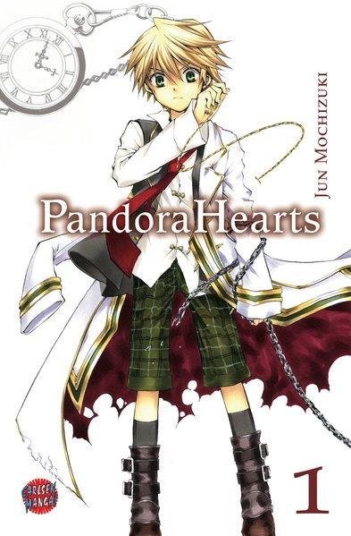 Pandora Hearts 01 als Buch von Jun Mochizuki