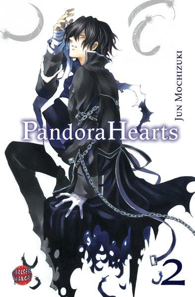 Pandora Hearts 02 als Buch von Jun Mochizuki