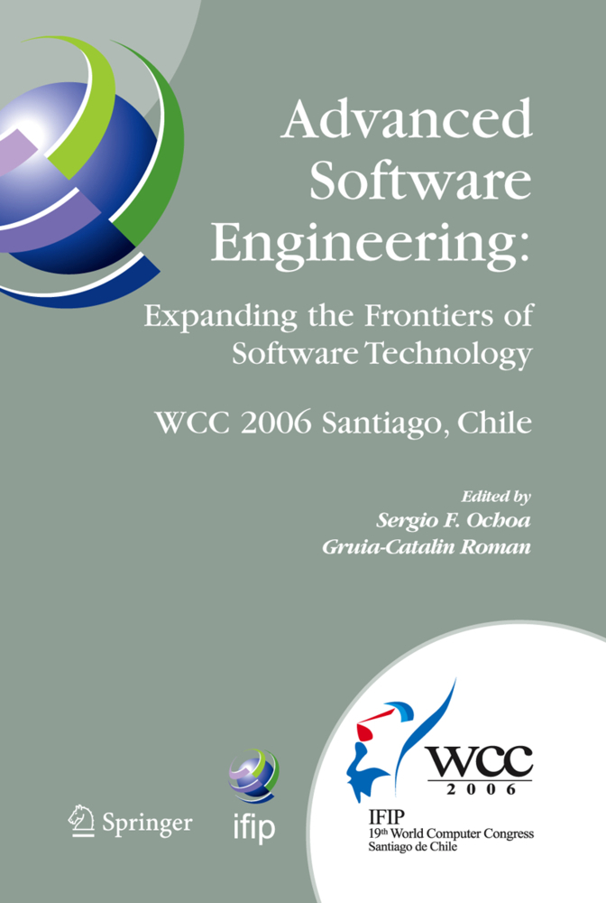 Advanced Software Engineering Expanding the Frontiers of Software Technology als Buch von