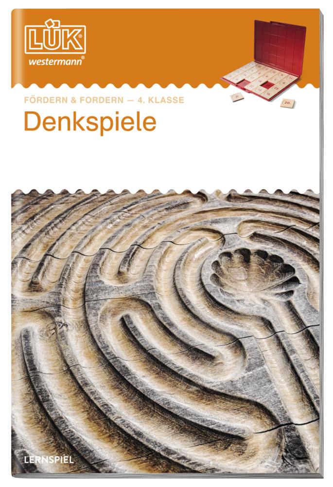 LÜK. Denkspiele 2 als Buch von Karl-Heinz Altmeier