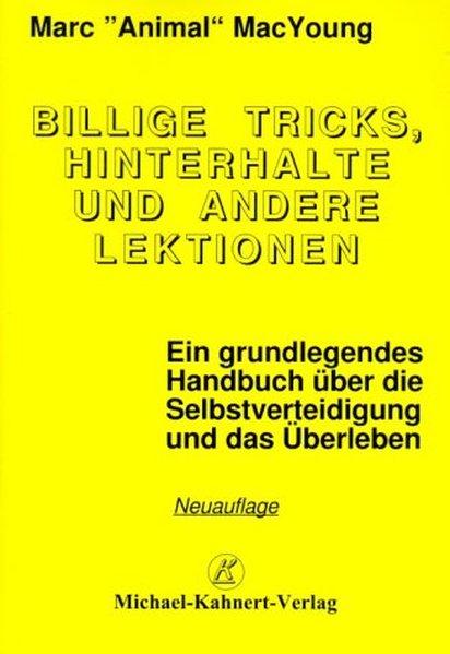 Billige Tricks Hinterhalte und andere Lektionen als Buch von