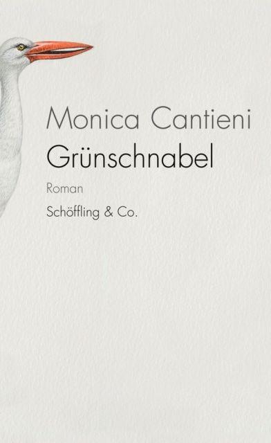 Grünschnabel als Buch von Monica Cantieni
