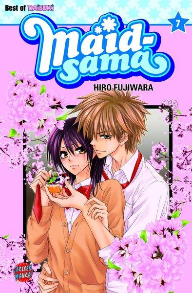 Maid-sama 07 als Buch von Hiro Fujiwara