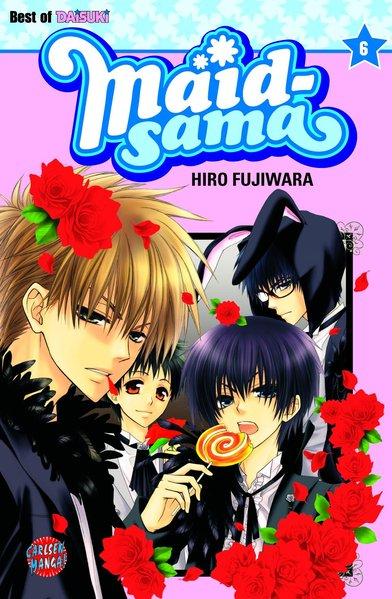 Maid-sama 06 als Buch von Hiro Fujiwara
