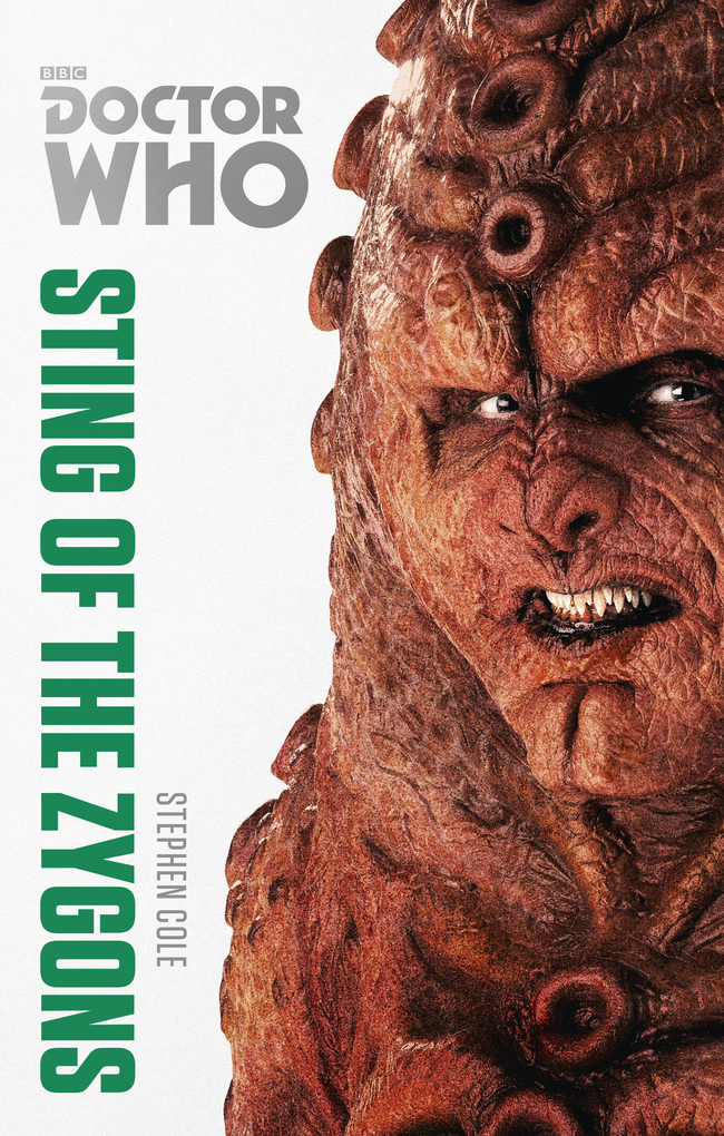 Doctor Who: Sting of the Zygons als eBook von Stephen Cole