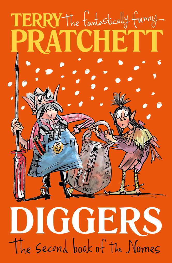 Diggers als eBook von Terry Pratchett