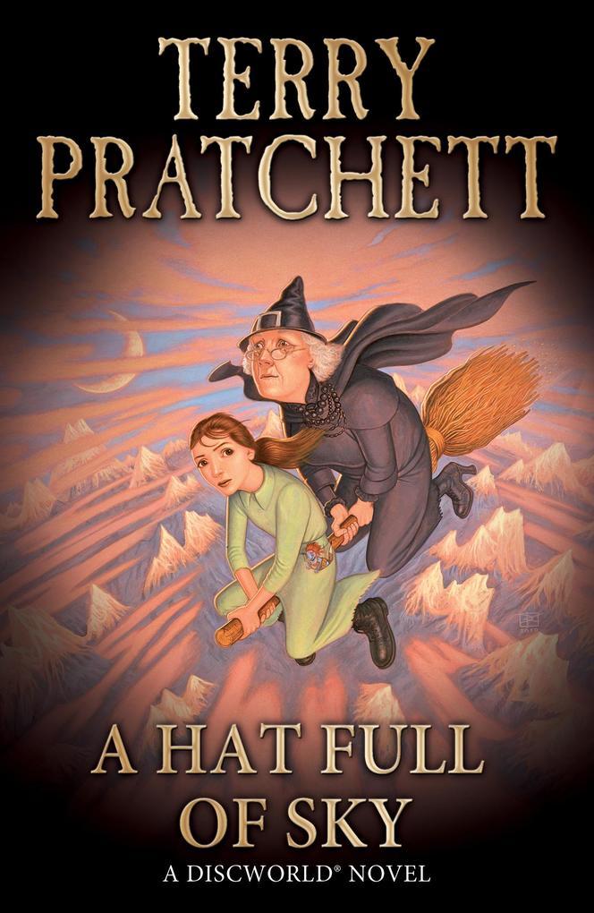 A Hat Full of Sky als eBook von Terry Pratchett