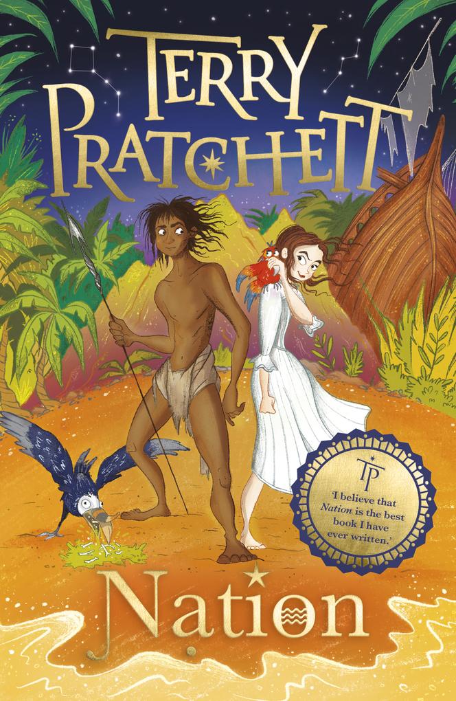 Nation als eBook von Terry Pratchett