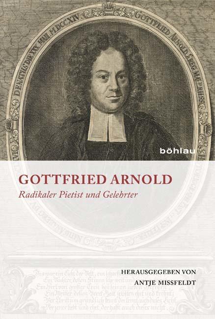 Gottfried Arnold als Buch von