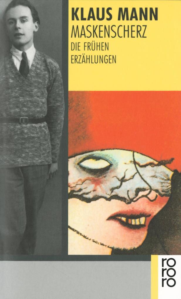 Maskenscherz als Taschenbuch von Klaus Mann