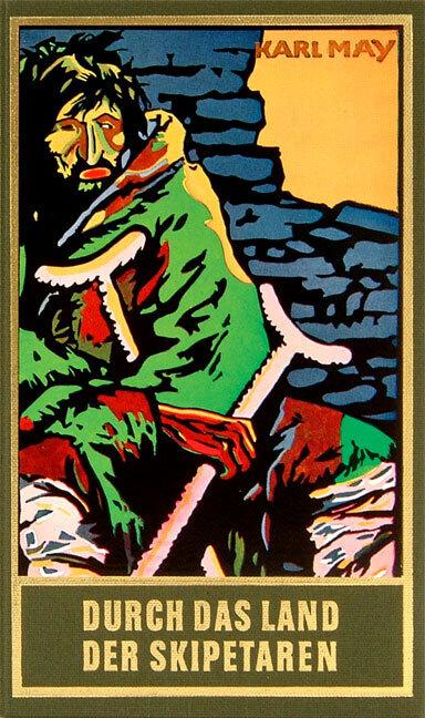 Durch das Land der Skipetaren als Buch von Karl May