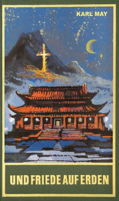 Und Friede auf Erden als Buch von Karl May