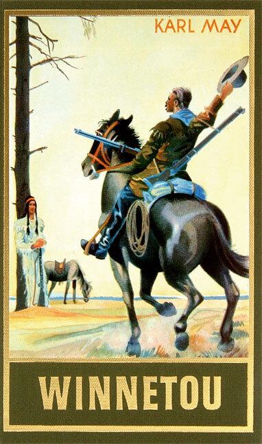 Winnetou II als Buch von Karl May
