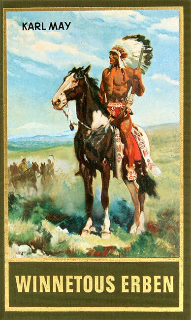 Winnetous Erben als Buch von Karl May