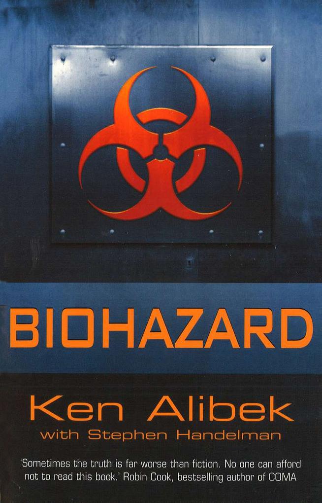 Biohazard als eBook von Ken Alibek