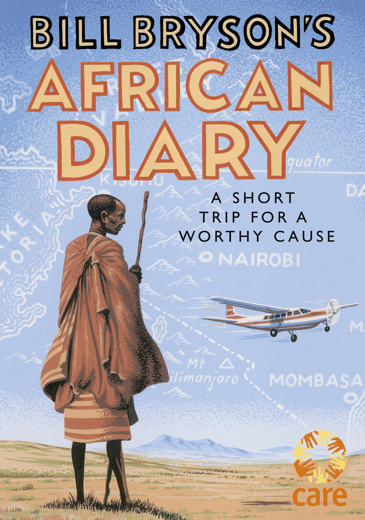 Bill Bryson's African Diary als eBook von Bill Bryson