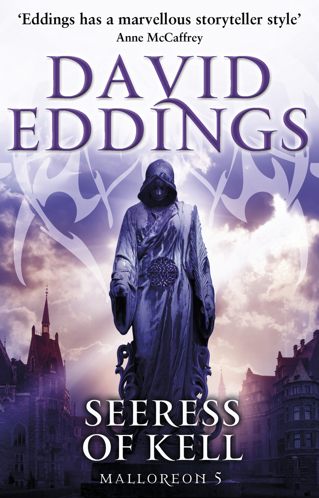 Seeress Of Kell als eBook von David Eddings