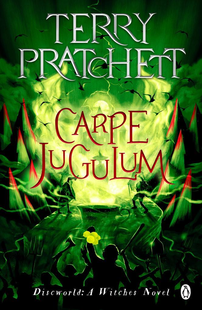 Carpe Jugulum als eBook von Terry Pratchett