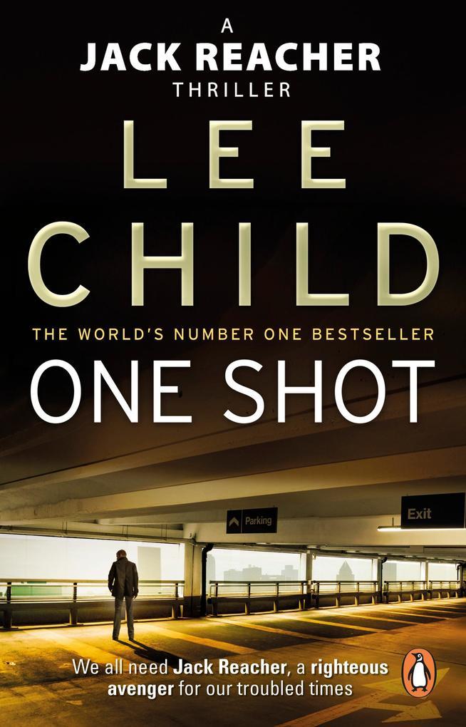 Jack Reacher (One Shot) als eBook von Lee Child